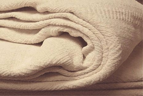 Chenille Blanket made with Organic Cotton by Organics And More 65ae70ed7