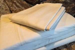 Pure Rest Organic Cotton Pillow Protector Barrier Cover