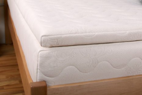 Latex Mattress Topper.Bella Sera Natural Latex Mattress Topper