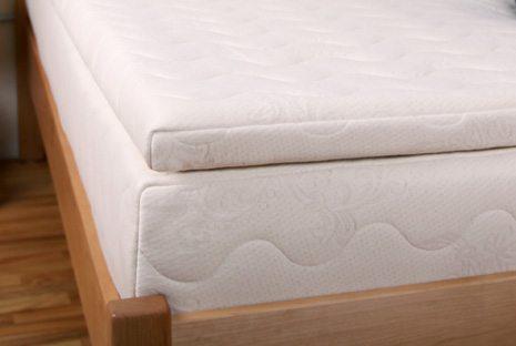 underlay beddingco cover bamboo mattress topper latex