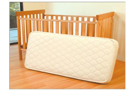 Eco Baby Organic Innerspring Crib Mattress