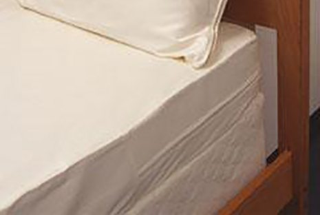 pure rest organic cotton mattress barrier cover free shipping sku - Organic Cotton Mattress