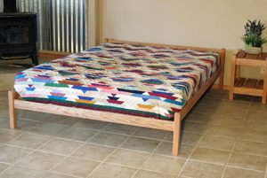Nomad Furniture Pecos Bed
