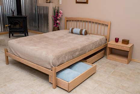 Nomad Furniture El Paso Bed Frame