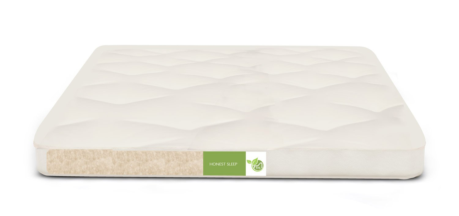 Organic Honest Nest Wool Mattress Topper By Tfs Honest Sleep The Natural Sleep Store