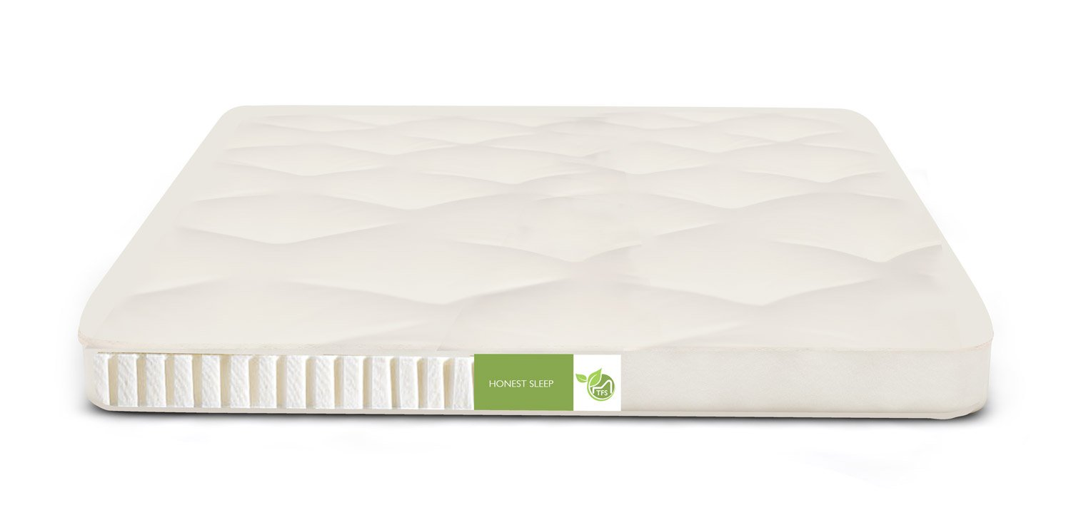 Latex Mattress Topper.Organic Healthy Nest Latex Mattress Topper By Tfs Honest Sleep