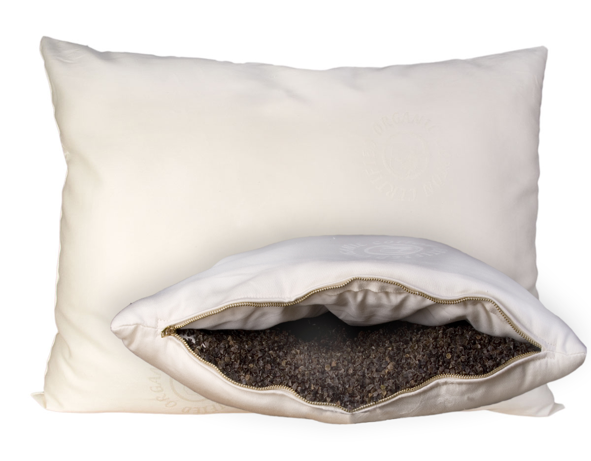 Buckwheat Pillow (With images